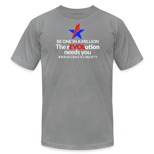 WILDMAIN2 - Men's Fine Jersey T-Shirt