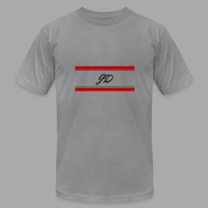 Joshua Daley Signature - Men's Fine Jersey T-Shirt