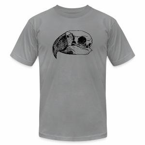 Macaw Skull - Men's Fine Jersey T-Shirt