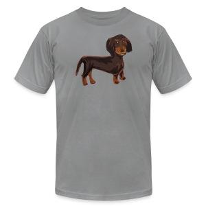Sun Kissed Kid Official Daschund - Men's Fine Jersey T-Shirt