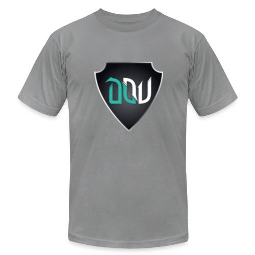 DoV Logo Final big version - Men's Fine Jersey T-Shirt