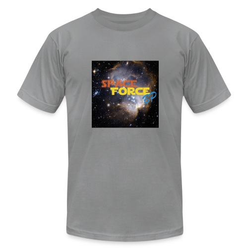 Space Force BP Mach Up 2 - Men's Fine Jersey T-Shirt