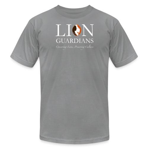 Lion Guardians - Men's Fine Jersey T-Shirt