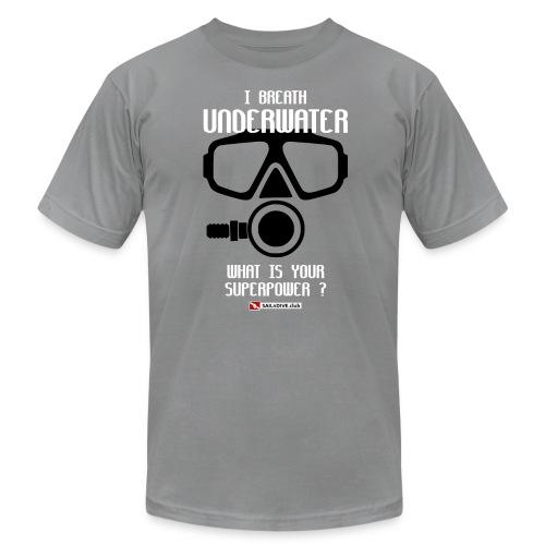 DIVER SCUBA fun - Men's Fine Jersey T-Shirt
