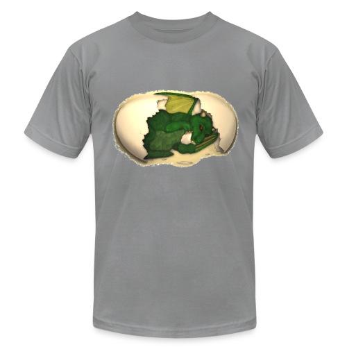 The Emerald Dragon of Nital - Men's Fine Jersey T-Shirt