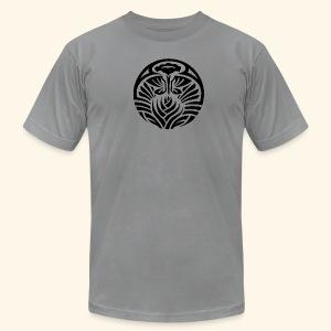 Tribal Tropic - Men's Fine Jersey T-Shirt