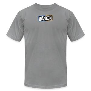 PrankON Logo - Men's Fine Jersey T-Shirt
