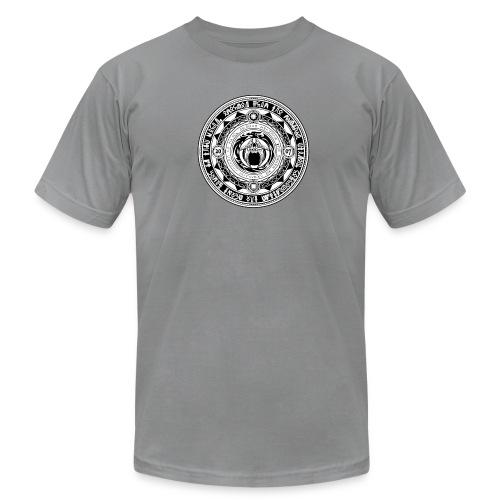 UNGD.tv 2007 t-shirt - Men's Fine Jersey T-Shirt