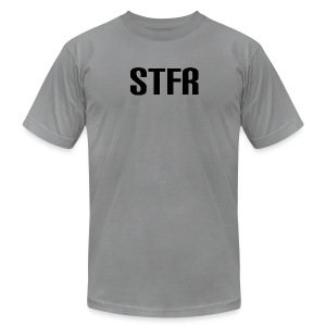 STFR - Men's T-Shirt by American Apparel
