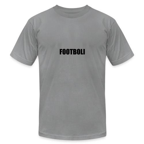 foot - Men's Fine Jersey T-Shirt