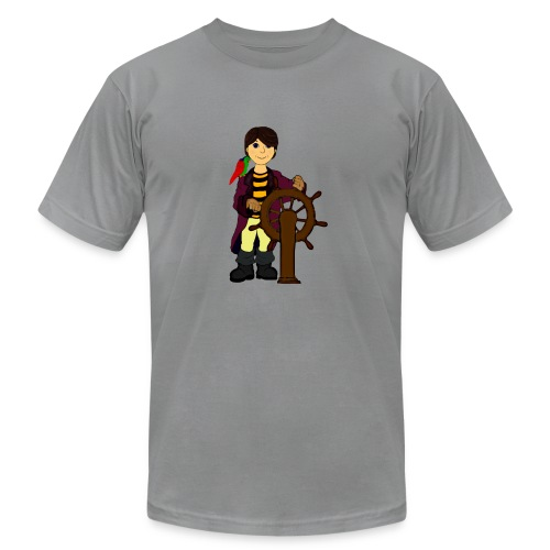 Alex the Great - Pirate - Men's Fine Jersey T-Shirt