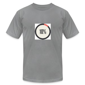 10% Album - Men's Fine Jersey T-Shirt