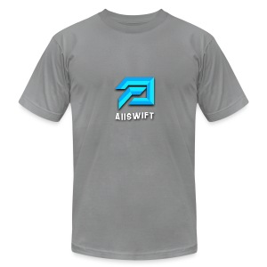 Aiiswift - Men's Fine Jersey T-Shirt