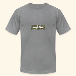 Cascade money camo - Men's Fine Jersey T-Shirt