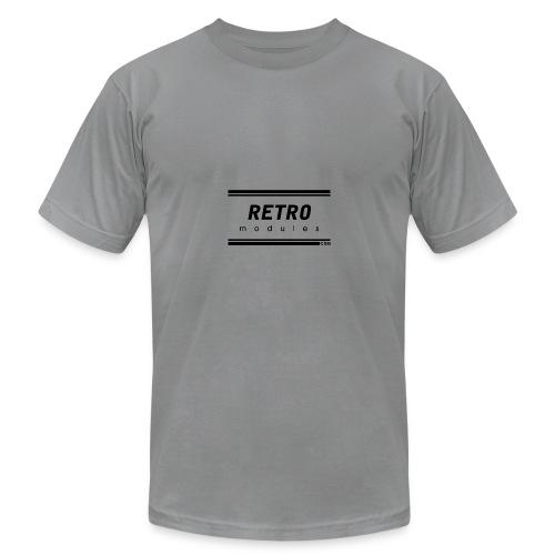 Retro Modules - Men's Fine Jersey T-Shirt