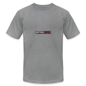 RetroSFX logo - Men's Fine Jersey T-Shirt
