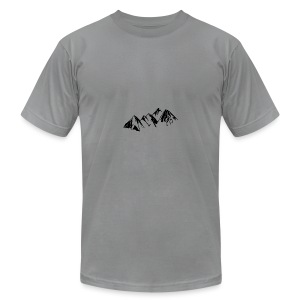 Switchriding - Men's T-Shirt by American Apparel