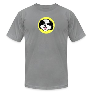Skeeter Yellow - Men's T-Shirt by American Apparel