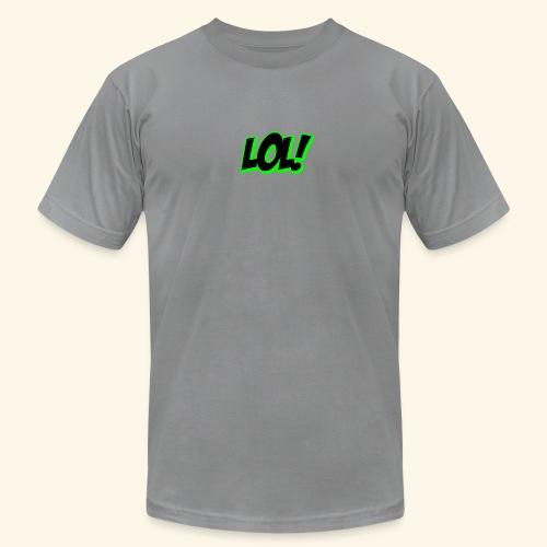 LOL - Men's Fine Jersey T-Shirt