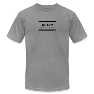 Retro Modules - Men's T-Shirt by American Apparel