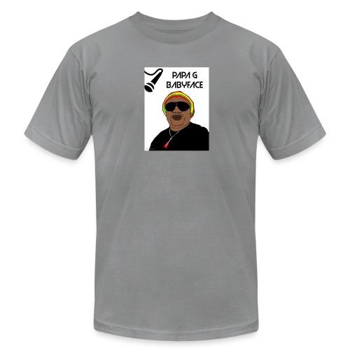 papa g - Men's Fine Jersey T-Shirt