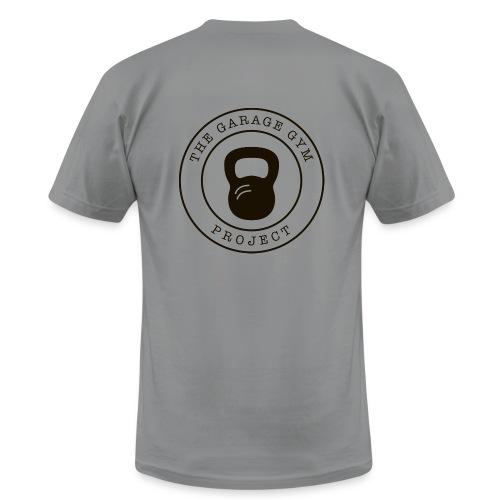 The Garage Gym Project - Men's Fine Jersey T-Shirt