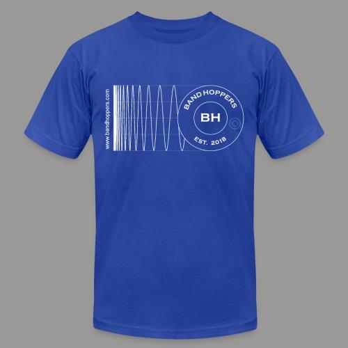 BandHoppers Logo #1 - Unisex Jersey T-Shirt by Bella + Canvas
