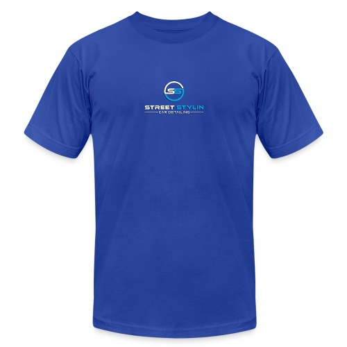 Street Stylin Car Detailing - Men's  Jersey T-Shirt