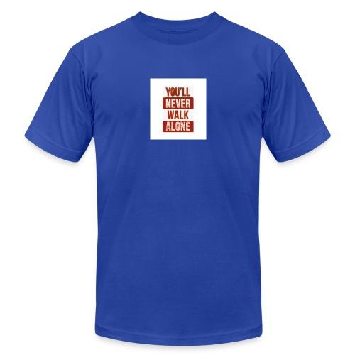 liverpool fc ynwa - Men's  Jersey T-Shirt