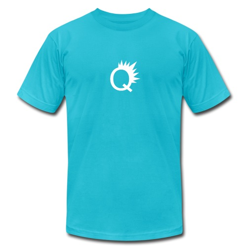 Mark of Quirk MWG T-Shirt - Unisex Jersey T-Shirt by Bella + Canvas