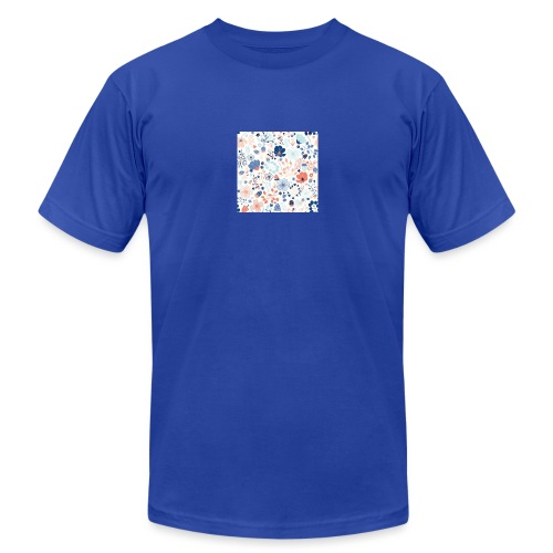 flowers - Men's Jersey T-Shirt