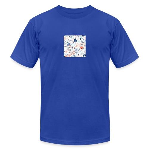 flowers - Unisex Jersey T-Shirt by Bella + Canvas