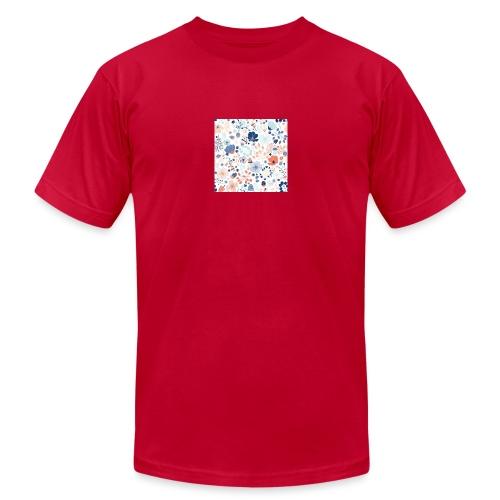 flowers - Men's Jersey T-Shirt