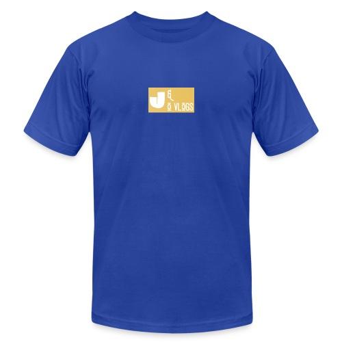 J & O Vlogs - Unisex Jersey T-Shirt by Bella + Canvas