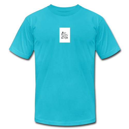 Throw kindness around - Men's Jersey T-Shirt