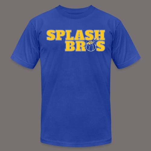 Splash Brothers - Unisex Jersey T-Shirt by Bella + Canvas