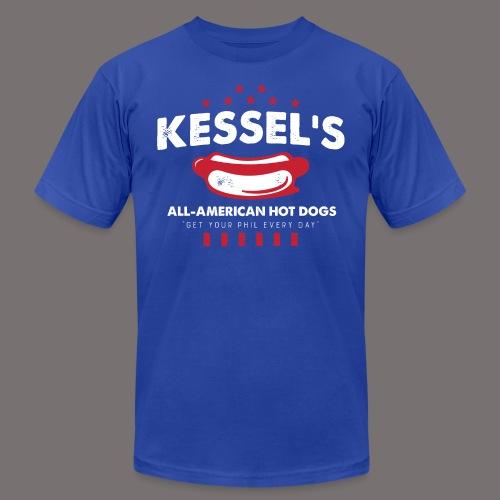Kessel USA - Unisex Jersey T-Shirt by Bella + Canvas