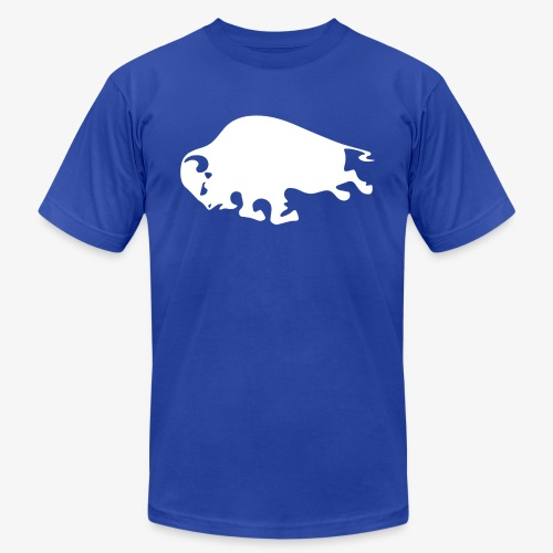 Sabres - Unisex Jersey T-Shirt by Bella + Canvas