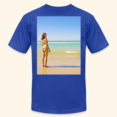 model - Men's Jersey T-Shirt
