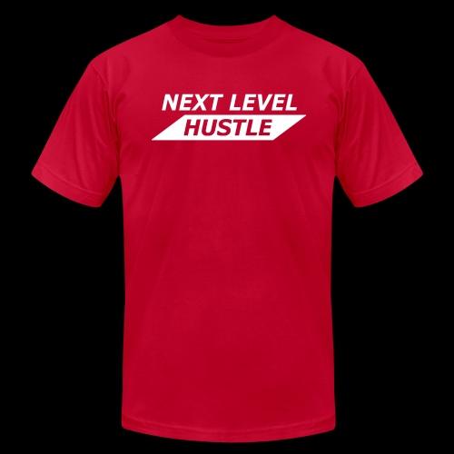 NEXT LEVEL HUSTLE - Unisex Jersey T-Shirt by Bella + Canvas