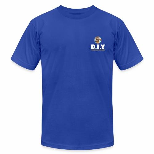 DIY For Knuckleheads Logo. - Men's Jersey T-Shirt