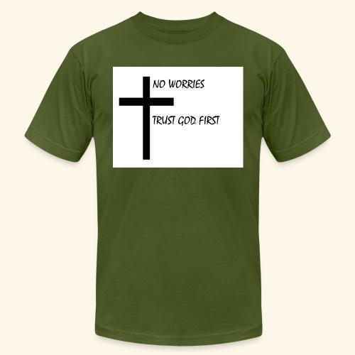 No Worries - Men's  Jersey T-Shirt