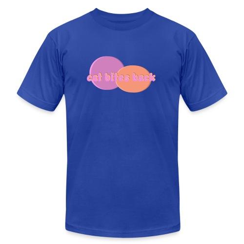 Cat Bites Back - Men's  Jersey T-Shirt