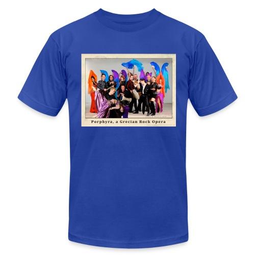 Porphyra Rock Opera mug1 - Unisex Jersey T-Shirt by Bella + Canvas