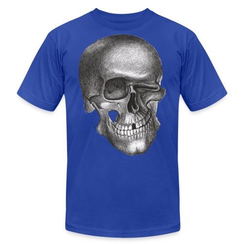 twinkle skull - Unisex Jersey T-Shirt by Bella + Canvas
