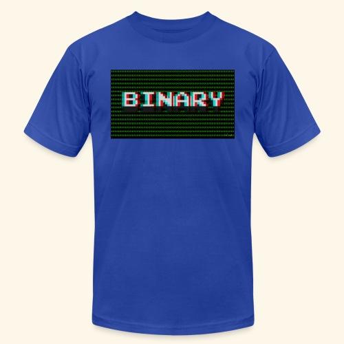 Binary - Men's  Jersey T-Shirt