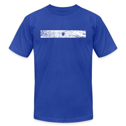 Massachusetts - Men's Jersey T-Shirt