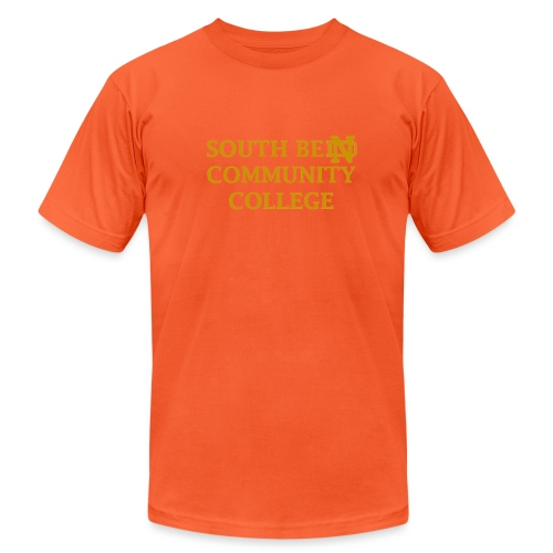 Notre Dame Community College - Unisex Jersey T-Shirt by Bella + Canvas