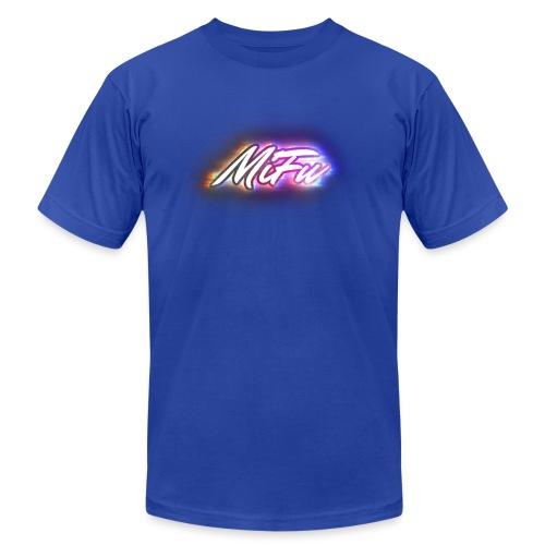 MiFu Logo - Unisex Jersey T-Shirt by Bella + Canvas