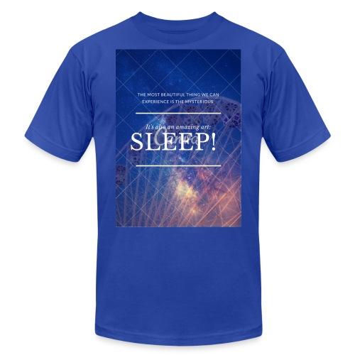 Sleep Galaxy by @lovesaccessories - Men's  Jersey T-Shirt